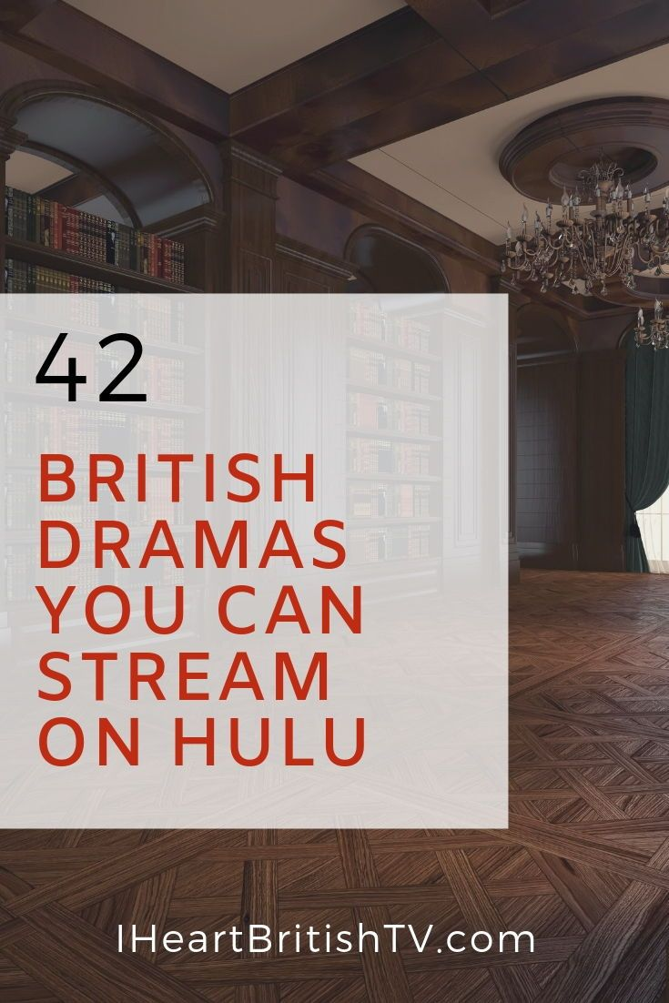 42 British Dramas Mysteries On Hulu In 2020 With Images