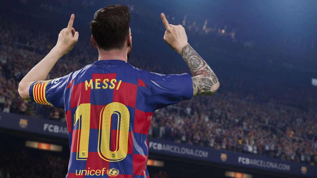 Pes 2020 Snaps Up Another Exclusive Team Licence Pro Evolution Soccer Evolution Soccer News Games