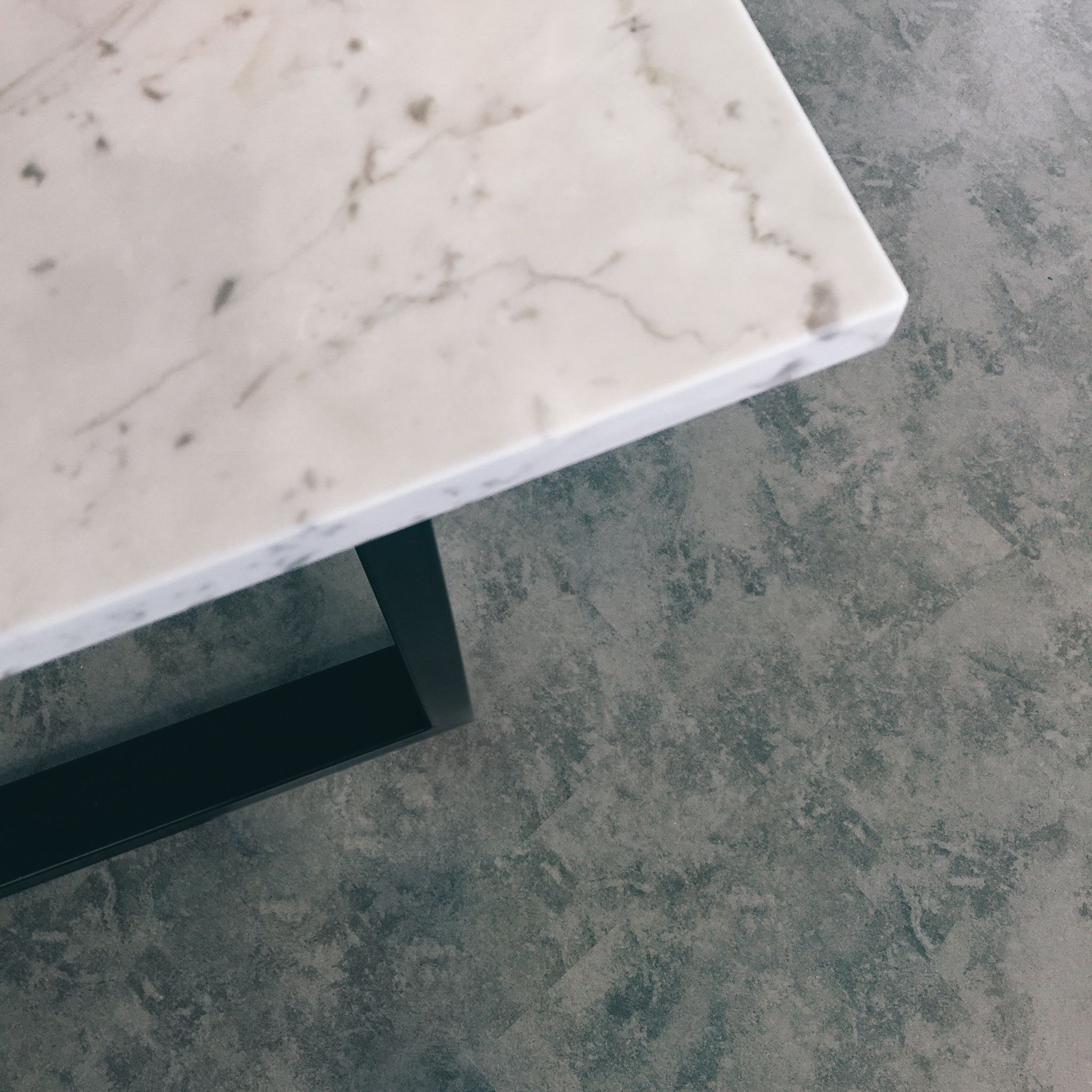 Superior #project / A Custom Order Of Our Marble Slab Tables Sent To Unilever  Foundry!