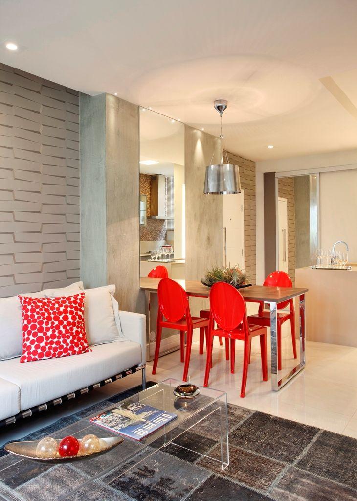 """Apartamento duplex jovem – Copacabana   ❥""""Hobby&Decor """"   @hobbydecor/instagram   decor   interiordesign   arquitetura   art   #apartamento"""