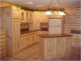 Resultado de imagen para muebles de cocina de madera rustica ...