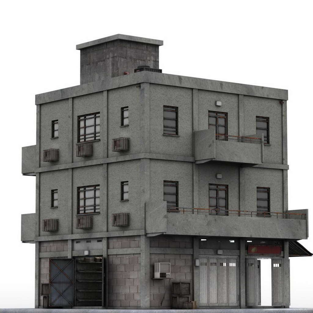 3d Home Design Deluxe 6 Free Download: 3D Model Game Ready Building Collection