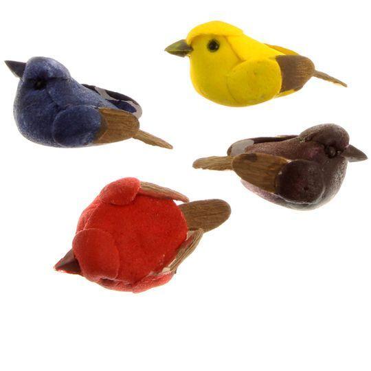 Micro Mini Mushroom Birds by Ashland®
