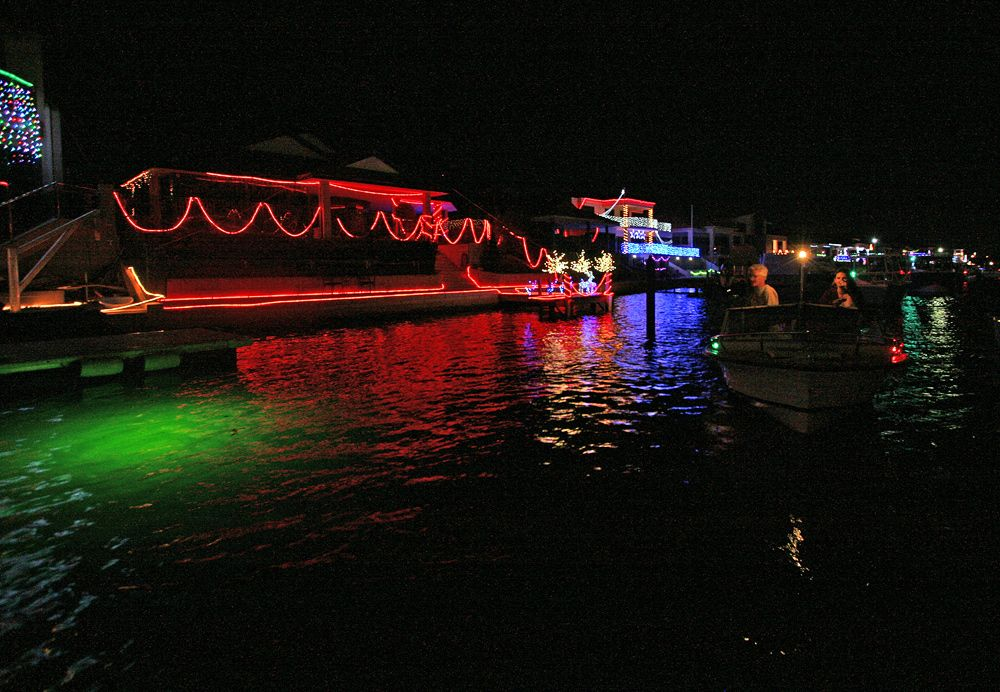 Mandurah Canal Lights Christmas Lights Lights Mandurah
