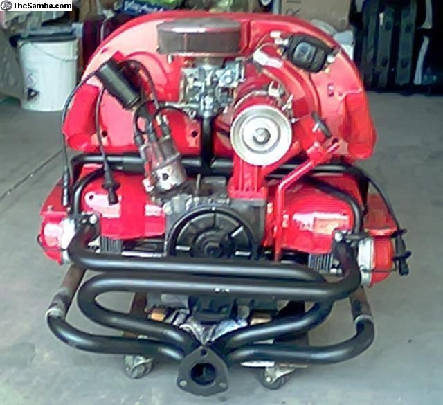 Electric Motor Kit For Volkswagen Beetle: Motor Vocho, Vocho Y