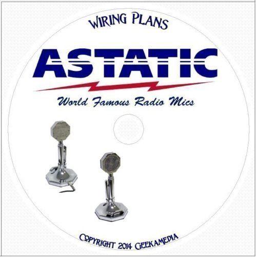 Radios Astatic Mic Wiring