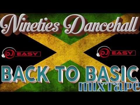 90s Old School Dancehall Reggae Mix - Beenie Man, Buju