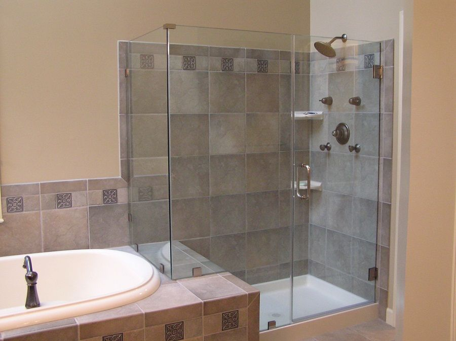 The Small Bathroom Renovation Ideas Shower Above Is Used Allow The  Decoration Of Your Bathroom To