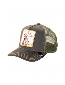 Goorin Bros. Rack Trucker cap - olive  e80a70c0980e