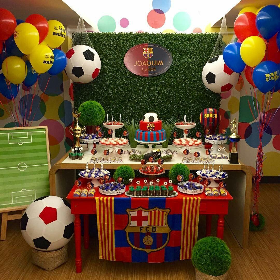 Pin de carmen miranda en futbol pinterest f tbol - Decoracion infantil barcelona ...