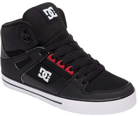 9ec1d9fb5ca46 DC Men's Spartan High WC   Products   Dc shoes men, Shoes, Sneakers ...