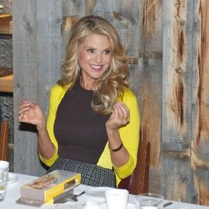 Christie Brinkley gives advice on how she loves to wear fake hair, and create great styles