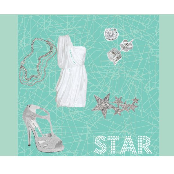 """""""be a star and shine!"""" created by #randomowl, #polyvore #fashion #style Pierre Dumas #Monsoon ABS by Allen Schwartz"""