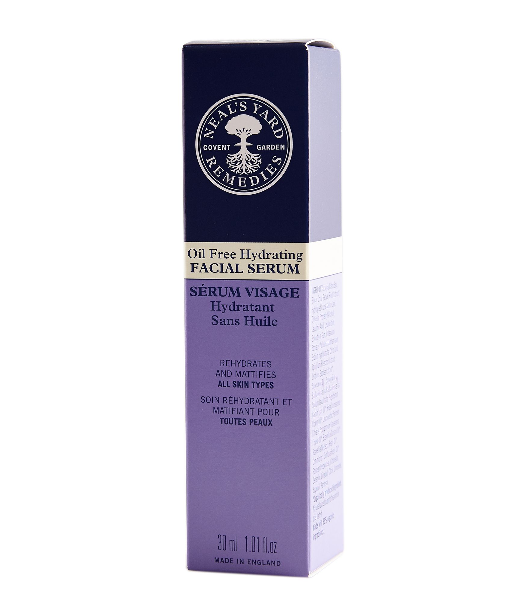 �ล�าร���หารู��า�สำหรั� Neal's Yard Remedies Oil Free Hydrating Serum 30 ml.