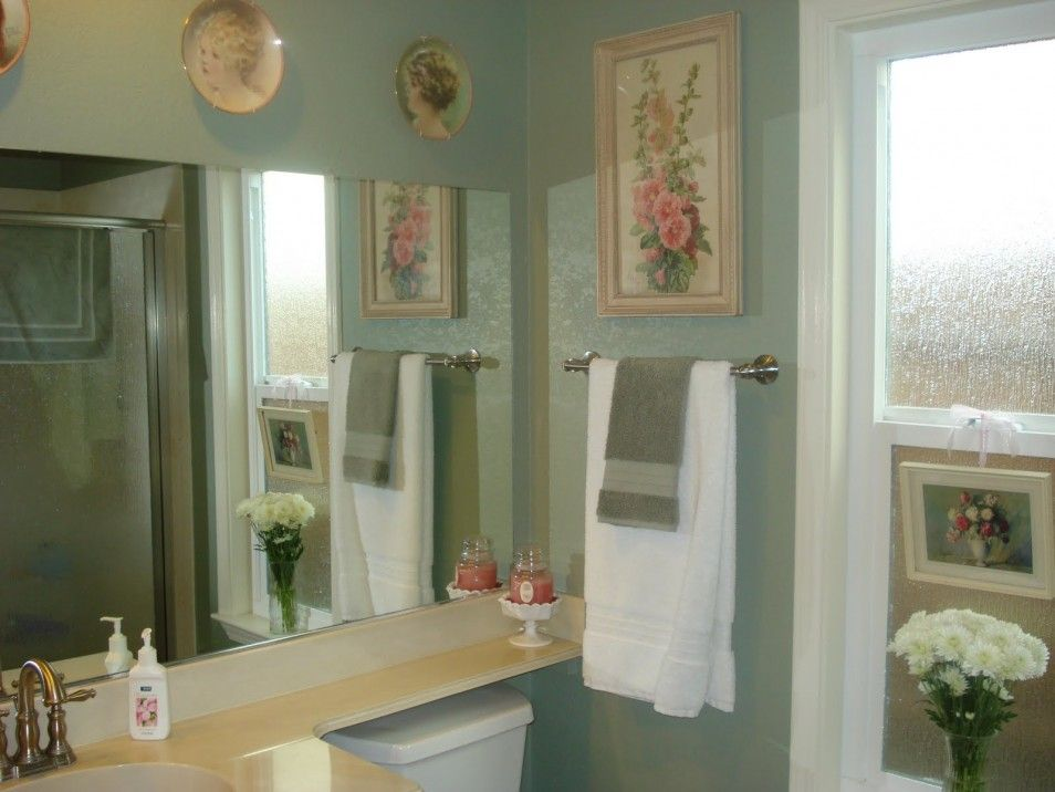 Green Bathroom Sage Decorating Ideas Beautiful And Little Notebook Simple Naturals Cleaner