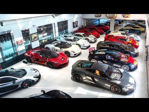 Mkar S Insane 30 Hyper Car Collection In Bahrain Millionairestoys Supercars Middleeast Bahrain Rich