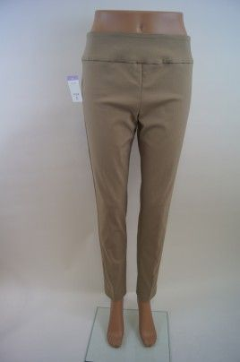 Elliott Lauren Ankle Pant - Putty, Made in the USA