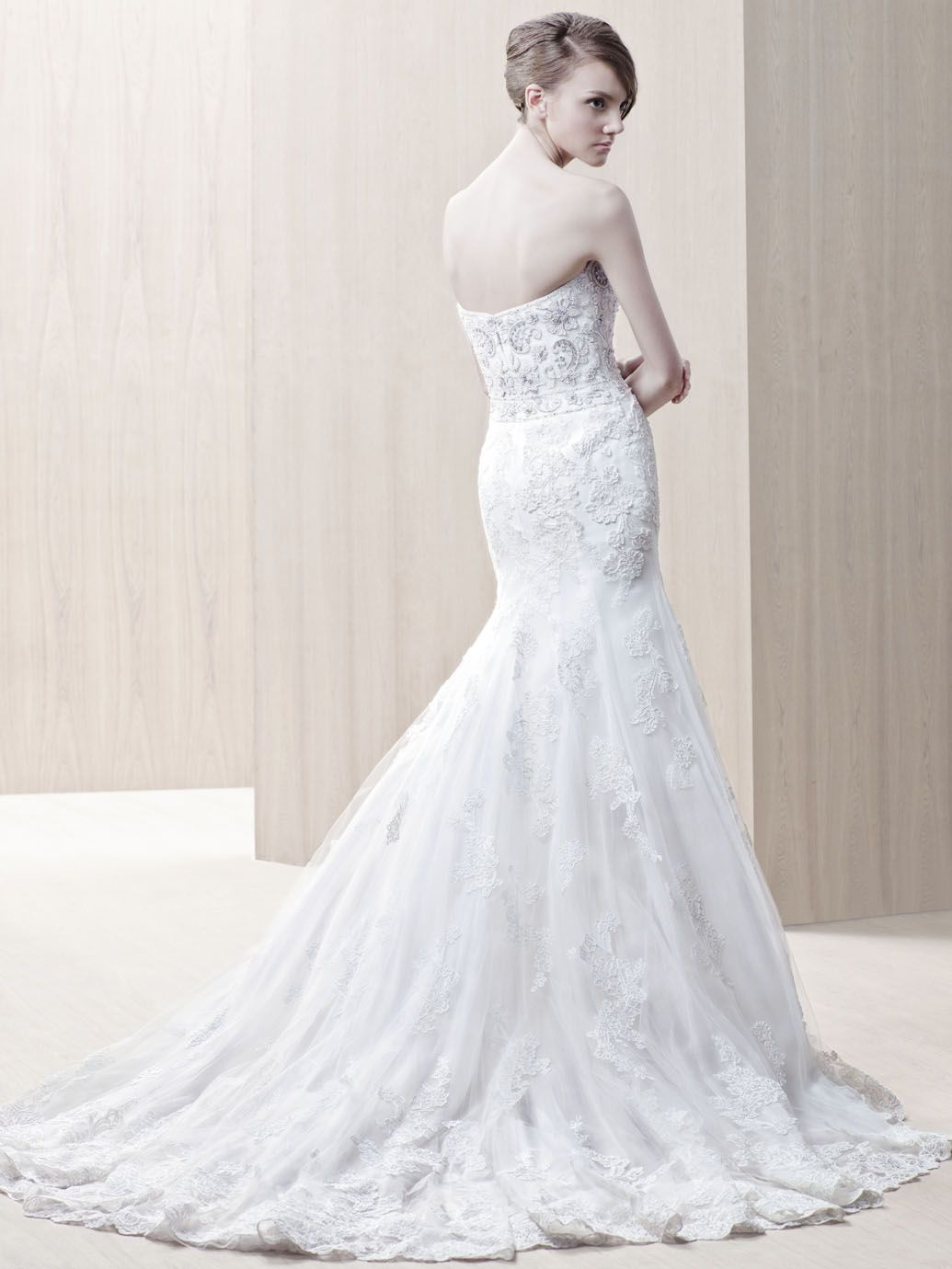Enzoani Gerry Back View Find Gown De Ma Fille Bridal In Ft Worth TX 8179212964 Demafille