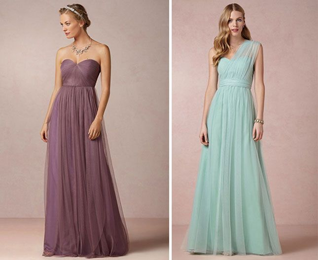 Here Come The Brides(maids): 23 Dresses They\'ll Actually Wear Again ...