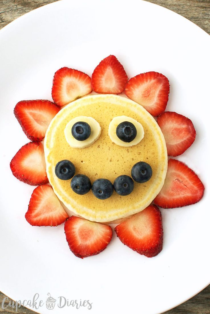 Photo of Sunshine pancakes – My Mommy Style