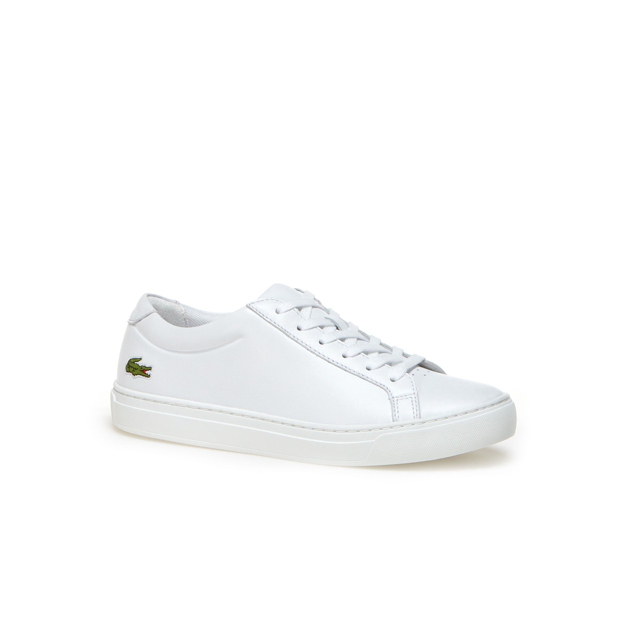 a5c21ce28d40 LACOSTE Women s L.12.12 Nappa Leather Sneakers - white.  lacoste  shoes  all