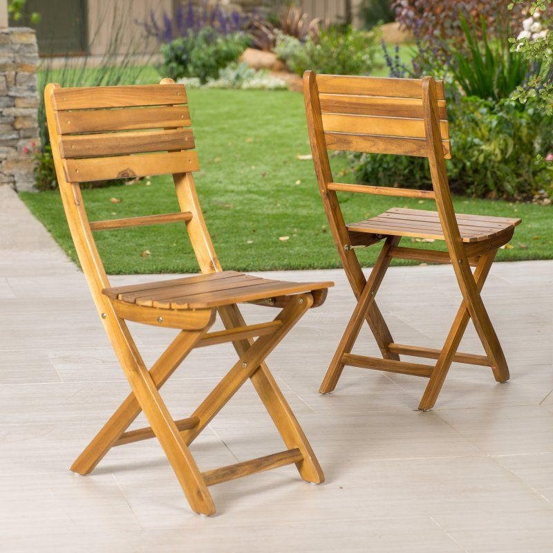 Outdoor Best Selling Home Pablo Acacia Wood Foldable Patio Dining     Outdoor Best Selling Home Pablo Acacia Wood Foldable Patio Dining Chairs    299814