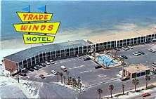 Trade Winds Motel Panama City Beach Florida Flickr Photo