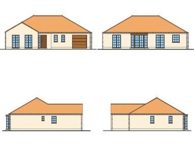Bungalow Teamconstruct Logiciel Plan Maison Plan Maison Plain Pied