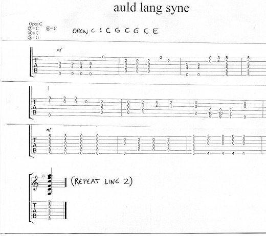 Guitar Open C tuning chords | Pinterest | Guitars, Guitar chord ...