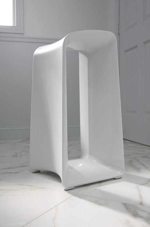 Sculpture or bath seat? Introducing the Choreograph ergonomically ...