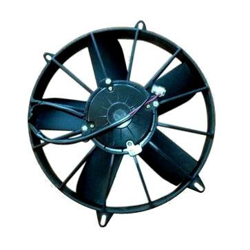 Spal Condenser fan motor Suction for bus air conditioner system