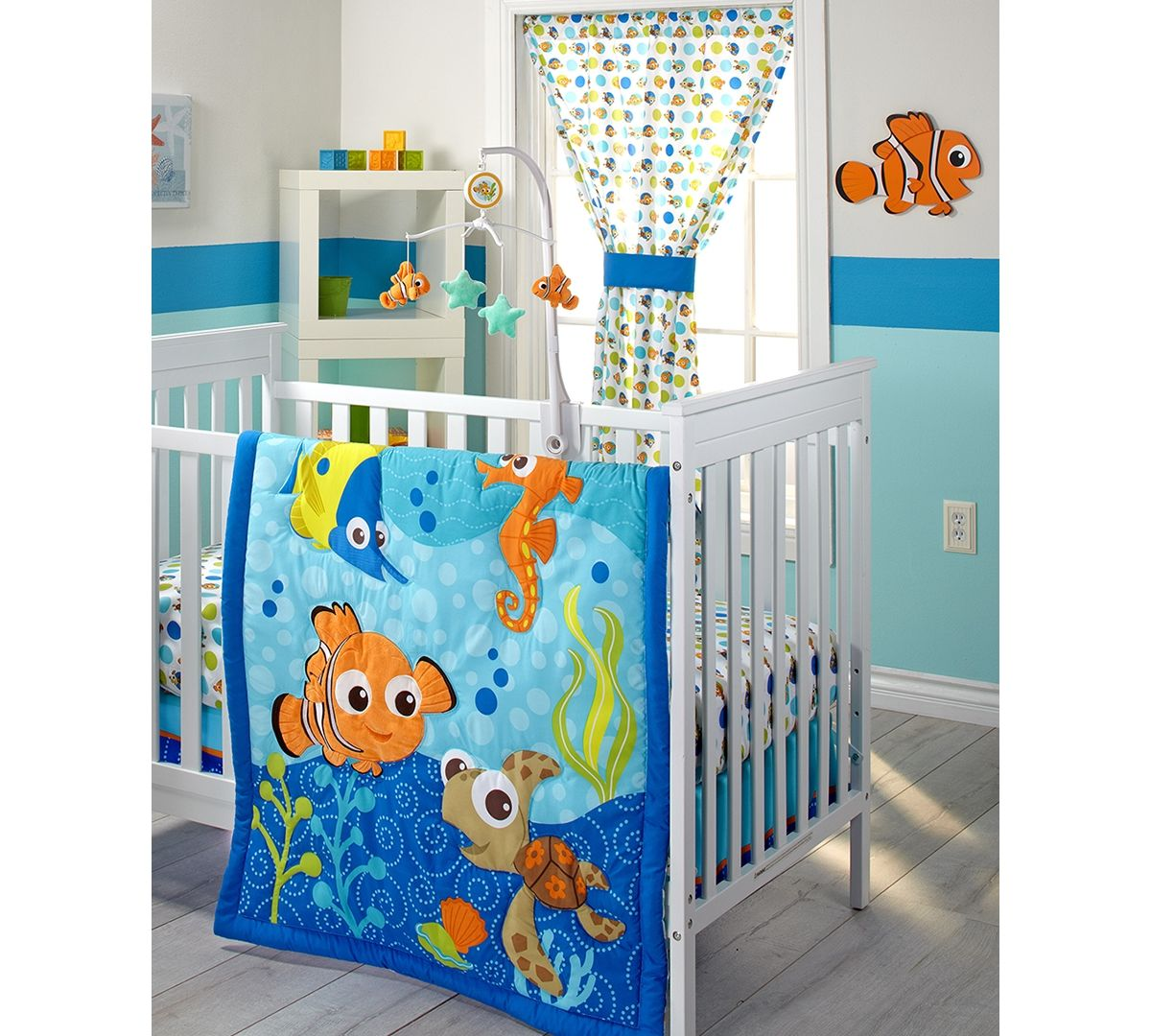 Disney Finding Nemo Baby Bedroom Collection & Reviews