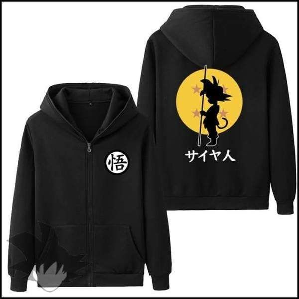 Just Hoodies Funny Dragon Ball Son Kpop Hooded Men Wool Liner Camouflage Color Fleece Thicken Zipper Jacket Coats 2018 Male Tracksuit We Take Customers As Our Gods Men's Clothing
