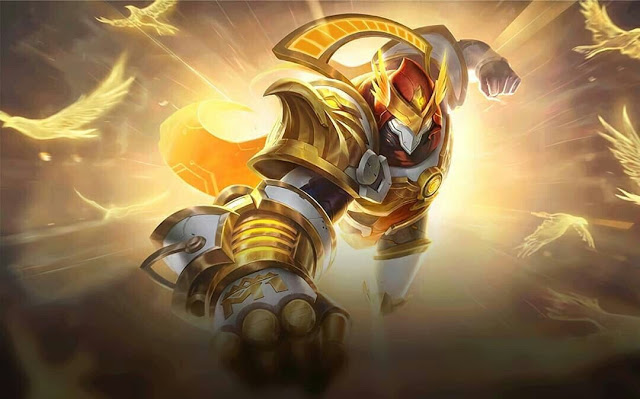 8+ Gambar Hero Aldous Mobile Legends Terkeren HD di 2020