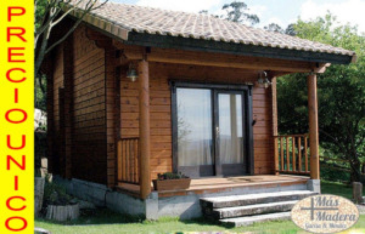 Precio unico casa prefabricada alicante cox for Casas prefabricadas pequenas