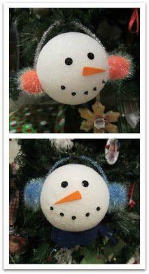 21 Diy Styrofoam Ball Christmas Ornaments Kids Christmas Ornaments Christmas Ornament Crafts Christmas Crafts