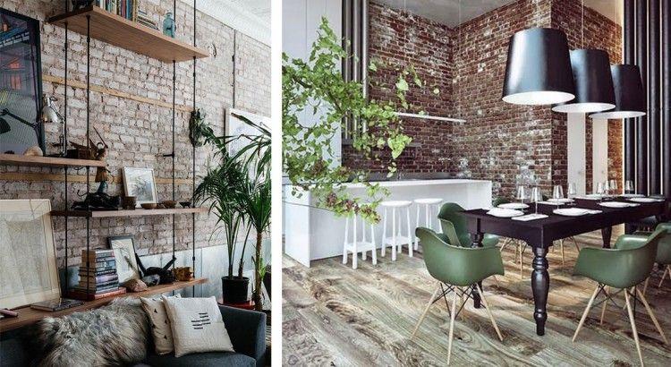 comment cr er une d coration industrielle les cl s du style factory escalier d coration. Black Bedroom Furniture Sets. Home Design Ideas
