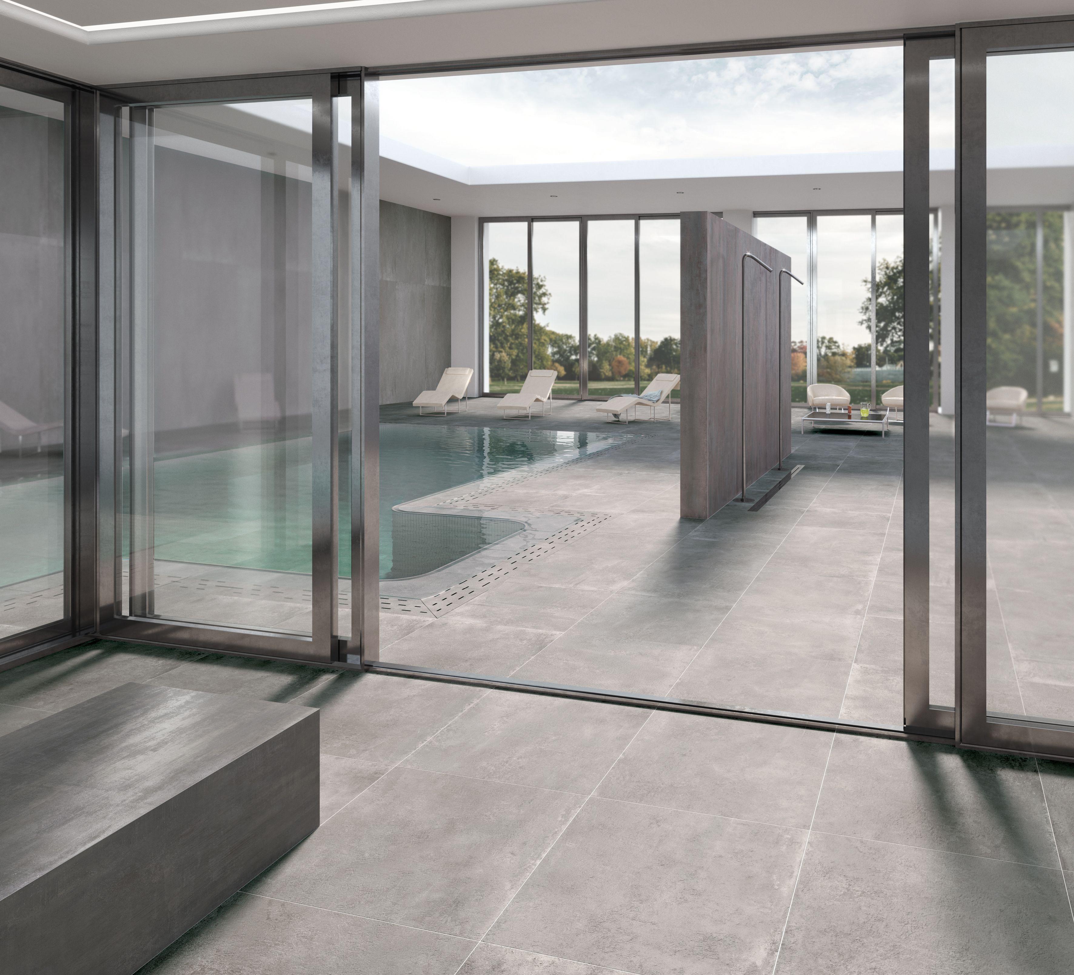 Dalles 2 Cm Pour Pose Sur Plots Titan Century Two Carrelage Interieur Carrelage Terrasse Carrelage Exterieur