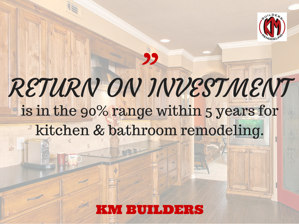 If Your Considering Remodeling Your Kitchen Or Bathroom But Are Brilliant Bathroom Remodel Return On Investment Review