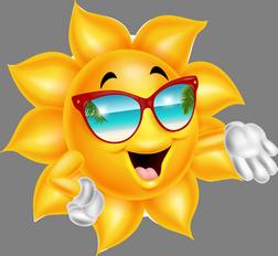 1508021490 Sun 6 Png 252 232 Cartoon Sun Smile Face Emoji Images