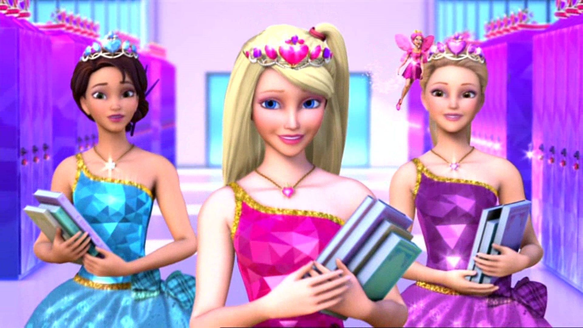 Princess Charm School Peri Cantik Kecantikan