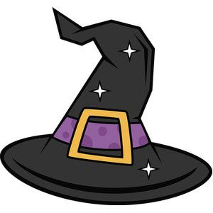 Silhouette Design Store View Design 156238 Witch Hat Witch Hat Halloween Vinyl Witch Pictures
