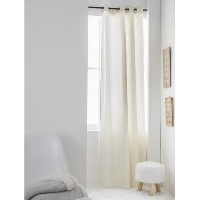 TODAY Rideau isolant STOCKHOLM CRYSTAL 140x240 cm gris - Achat ...
