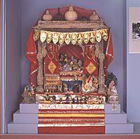 Home Altar Hindu Hindu Shrine In The World Art 1 Altars And Shrines Pinterest Discover