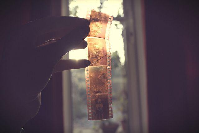 Film. by Ruby ☮, via Flickr