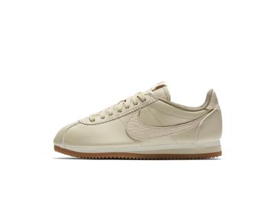 new concept 2d5bb 20c04 Nike Classic Cortez Leather Lux Women s Shoe