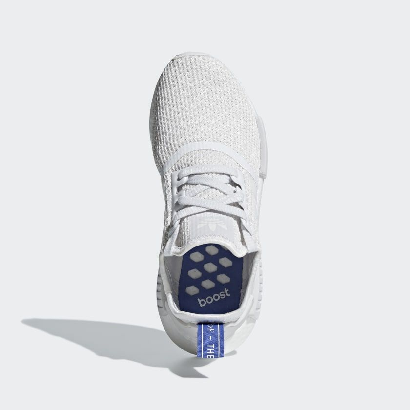size 40 78c1b 5b35d NMD R1 Shoes Crystal White   Crystal White   Real Lilac B37645