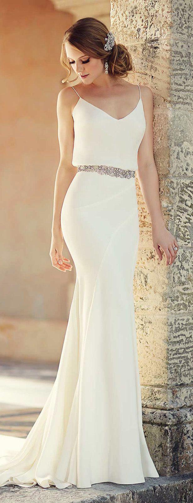 Wedding dress wedding dresses long dresses pinterest wedding