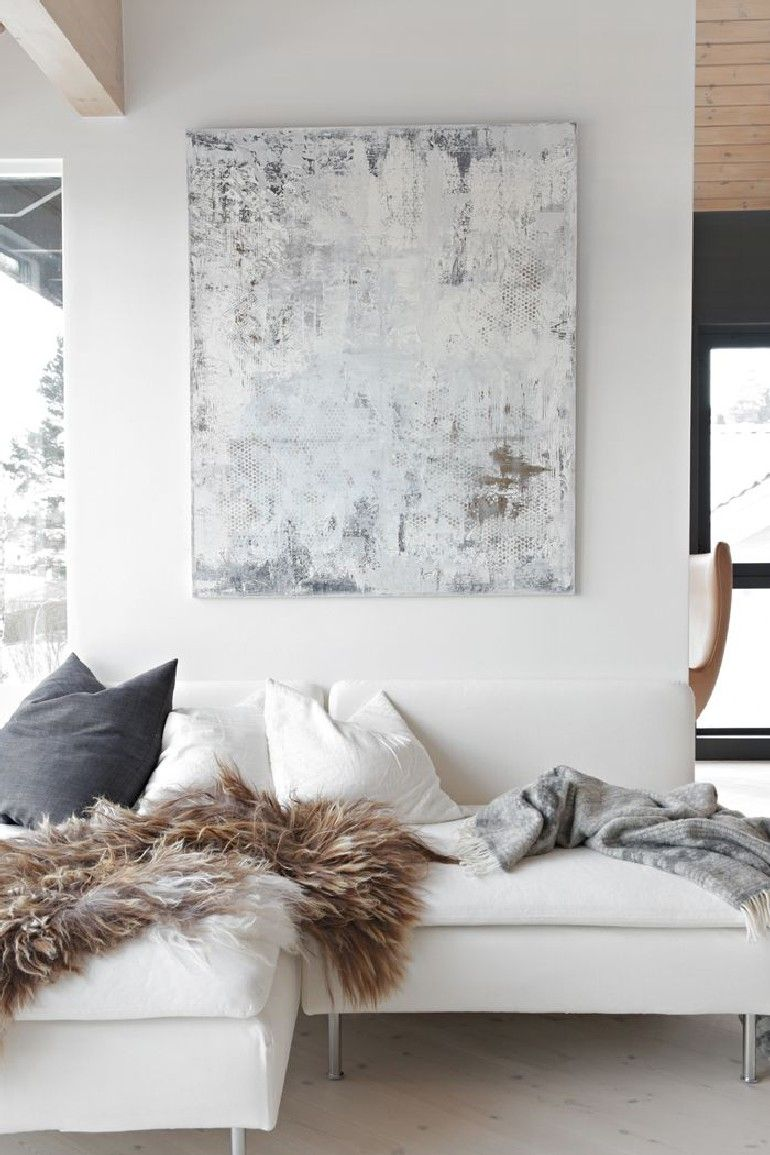 The most flawless living room ideas ever in white | Living room ...