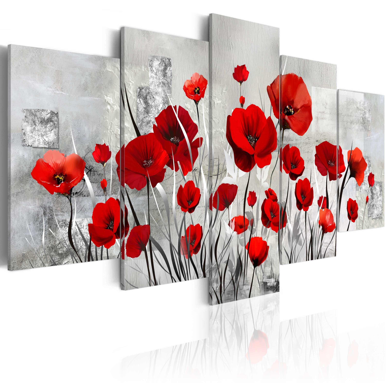 modele fleurs peinture acrylique recherche google peinture pinterest peinture acrylique. Black Bedroom Furniture Sets. Home Design Ideas